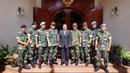 Paspampres RI Pererat Kerja Sama dengan Paspam PM Kamboja