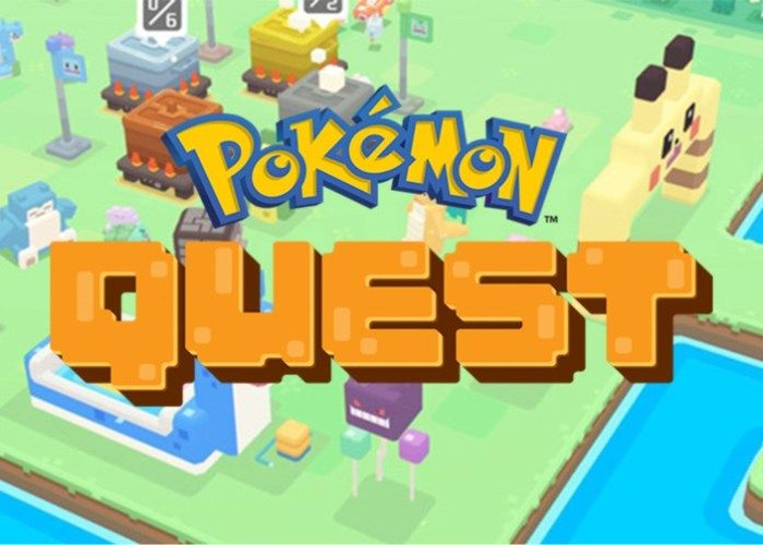 Pokemon Quest. Foto: nintendo