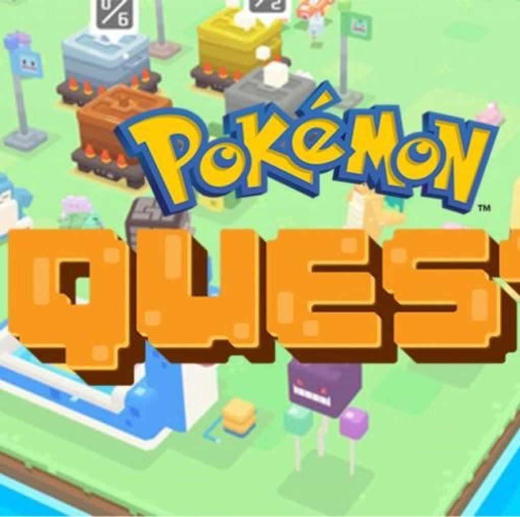 Pokemon Quest Telah Diunduh Lebih dari 7,5 Juta Kali