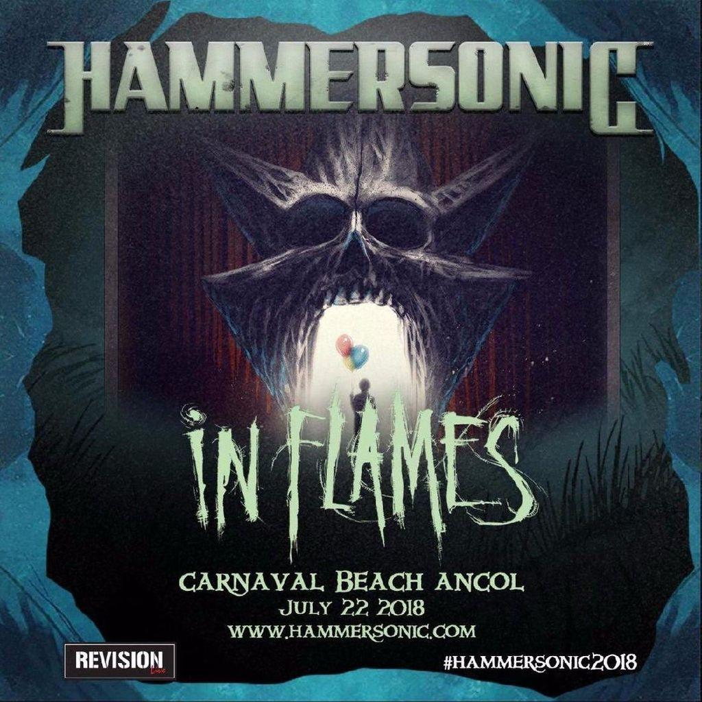 Slayer Dikabarkan Manggung di Hammersonic 2018, Ini Kata Panitia