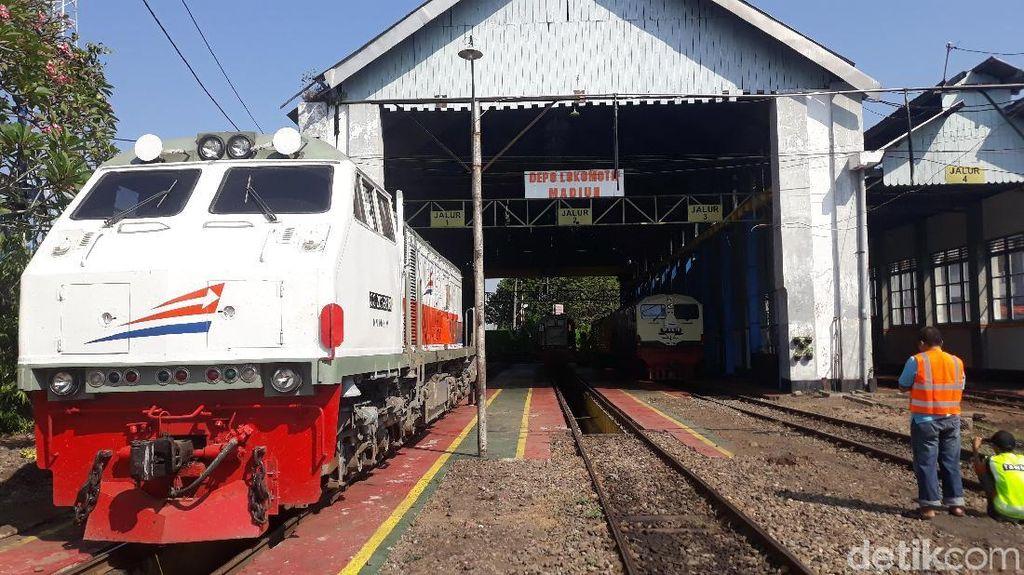 KAI Bakal Tambah 19 Lokomotif untuk Kereta Barang