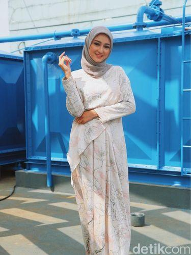 Fadila Yahya finalis asal Surabaya, Juara Pertama Sunsilk Hijab Hunt 2018.