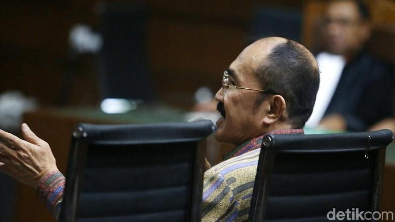 Fredrich Minta Sidang Ditunda karena Belum Selesai Tulis Pleidoi