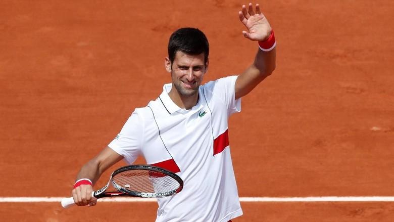 Djokovic Lolos ke Babak Ketiga