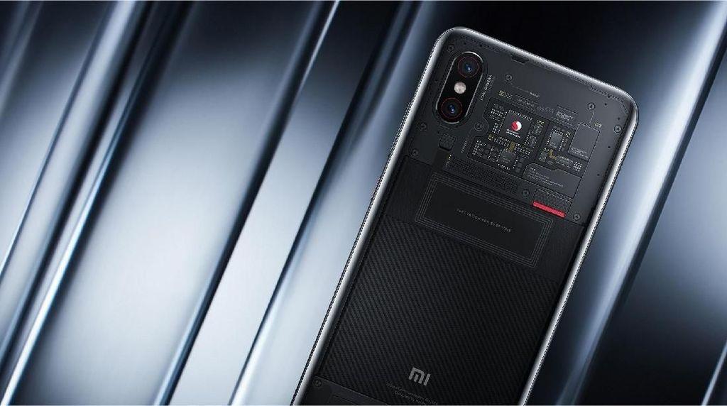 Xiaomi Mi 8 Explorer Edition Resmi Dipasarkan