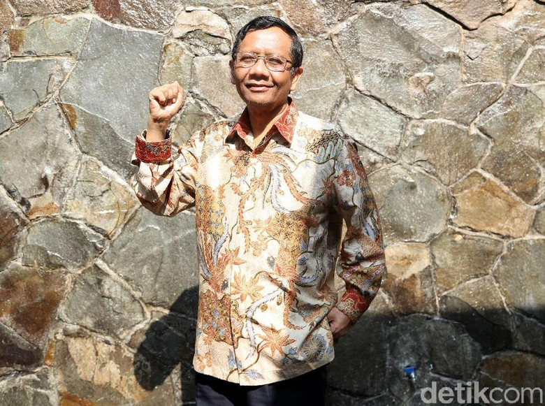 PKB: Mahfud MD Tak Representasikan NU