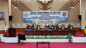 Interpelasi DPRD ke Gubernur Kalteng Dinilai Salah Sasaran