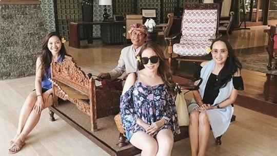 Penampilan Baru Momo Geisha yang Jadi Sorotan Netizen