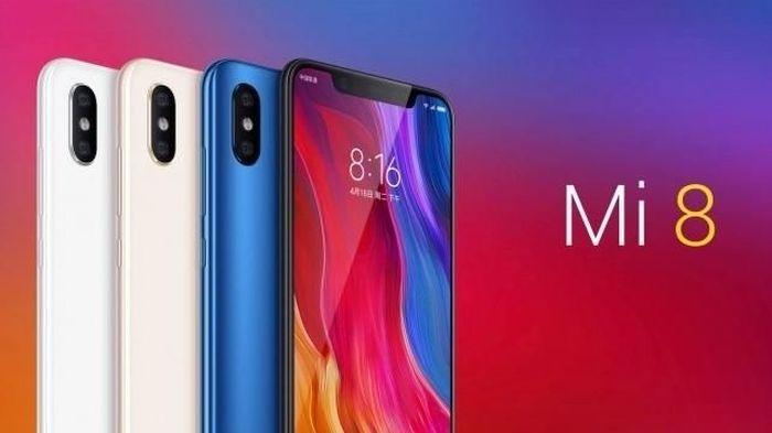 Resmi Dirilis Xiaomi Mi 8 Tampil Mirip Iphone X
