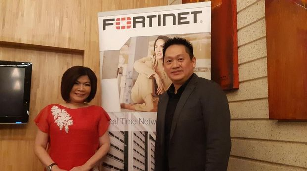 Country Director Fortinet  Edwin Lim