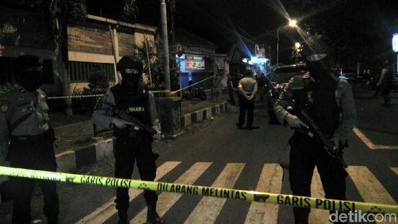 Densus 88 Tangkap Terduga Teroris di Karanganyar