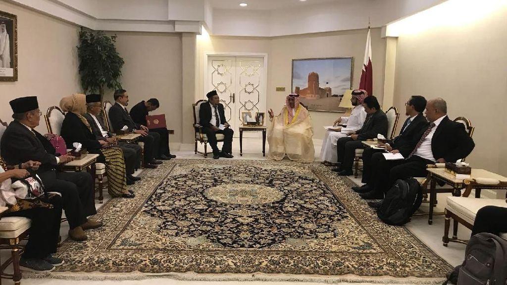 Ini Harapan DPD RI Pada Pekerja Migran Indonesia di Qatar