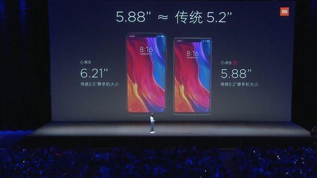 Mengekor Vivo, Xiaomi Rilis Ponsel Fingerprint Bawah layar