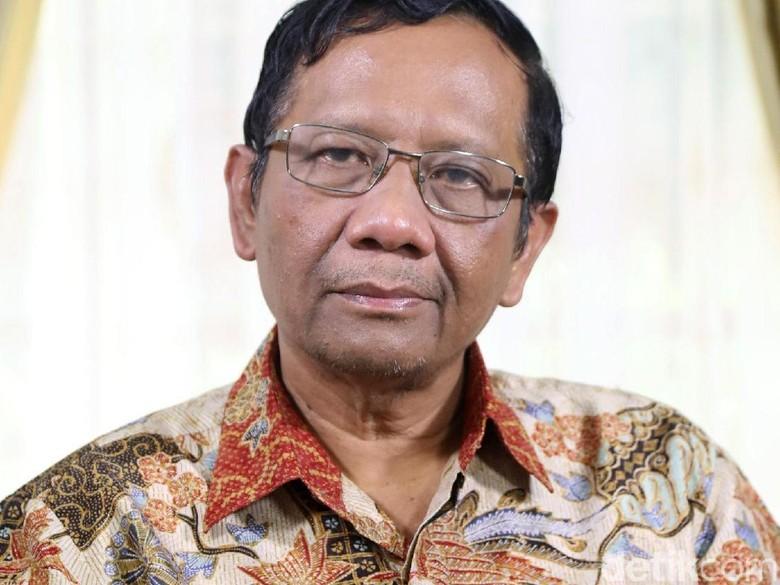 Mahfud MD: Yudi Latif Mundur dari Kepala BPIP Mau Urus Keluarga