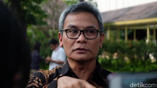 Jubir Presiden Johan Budi