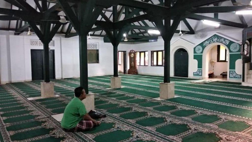 Ada Masjid Berumur Ratusan Tahun di Manggarai