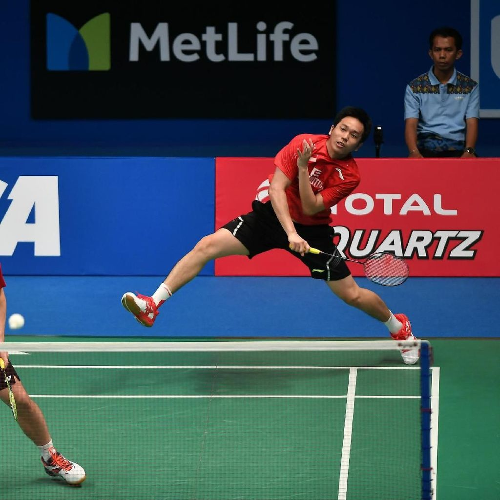 Tak Tampil di Kejuaraan Dunia, Bagaimana Peluang Hendra ke Asian Games 2018?