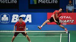 PBSI Disebut Tak Izinkan Hendra/Boon Heong Tampil di Kejuaraan Dunia 2018