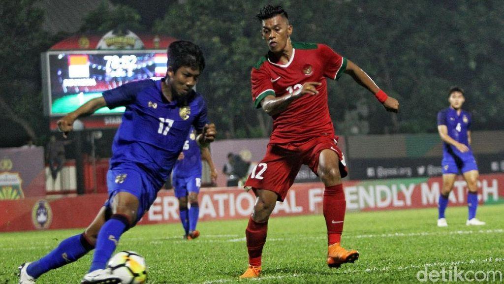 Hadapi Thailand di Uji Coba Kedua, Timnas U-23 Dituntut Bermain Cerdik