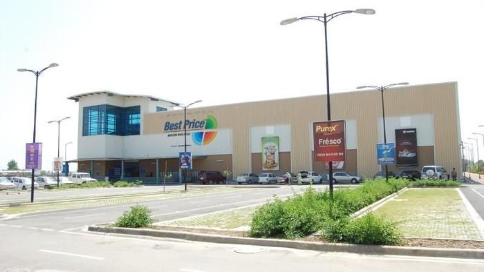 Jaringan toko ritel Walmart di dunia