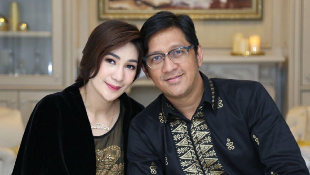 Blak-blakan Andre Taulany Laporkan Dugaan Akun Istri Diretas
