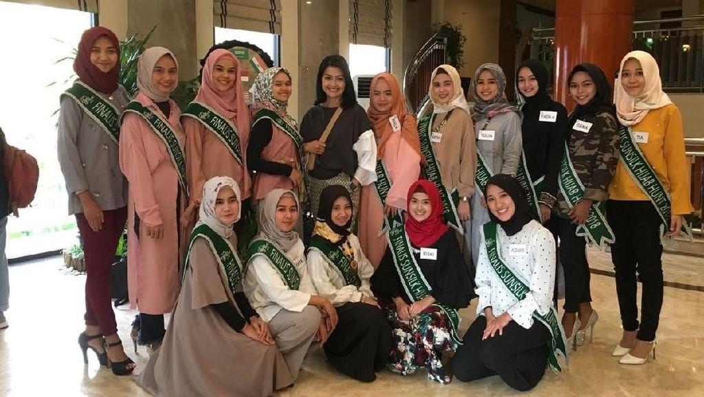 5 Finalis Sunsilk Hijab Hunt dengan Voting Tertinggi Sementara