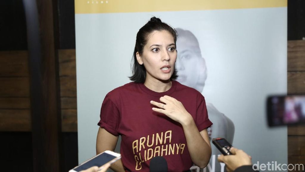 Hannah Al Rashid Jadi Suka Mie Kepiting karena Aruna dan Lidahnya