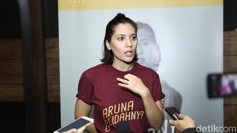 Hannah Al Rashid Jadi Suka Mi Kepiting karena Aruna dan Lidahnya