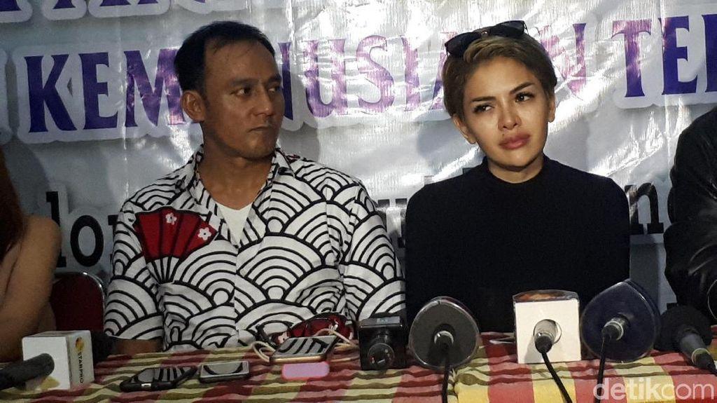 Anak Nikita Mirzani Kabur dari Rumah, Vanessa Angel Dilamar Polisi