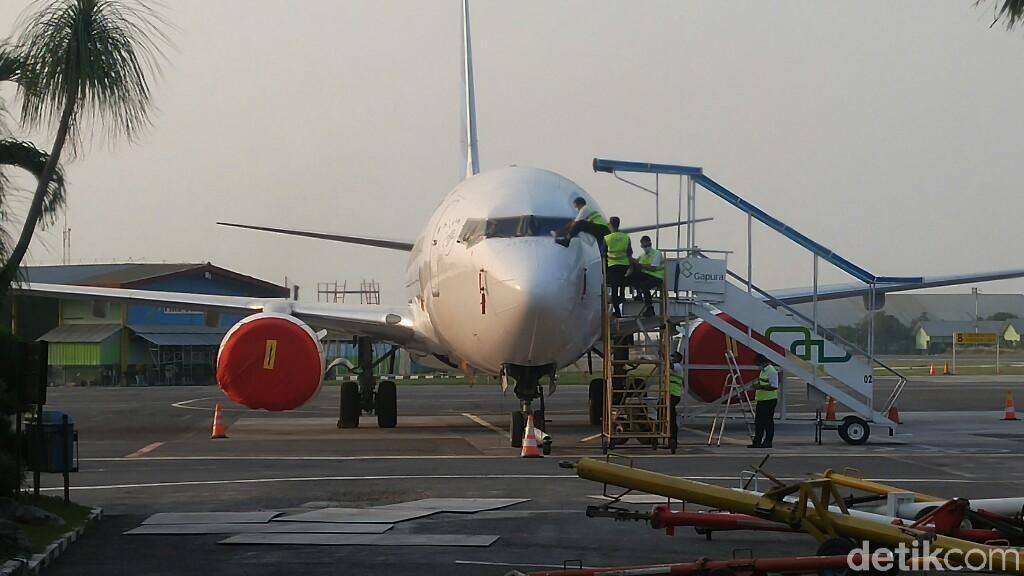 Lakukan Ramp Check, Kemenhub Sebut 488 Pesawat Laik Terbang