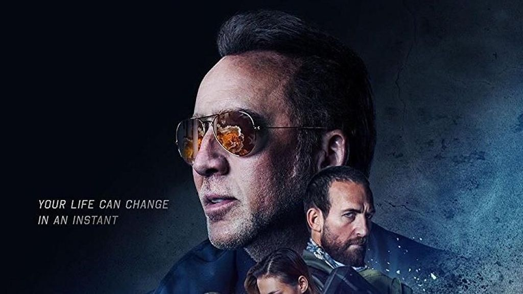 Aksi Nicolas Cage Hadapi Perampok dan Deretan Film Terbaru Pekan Ini