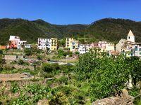 Desa Corniglia (Innez Lawry/Istimewa)