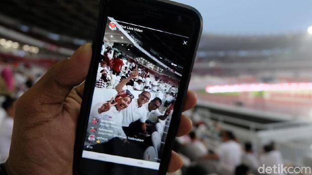 4G Telkomsel di Asian Games Tembus Hampir 1 Gbps