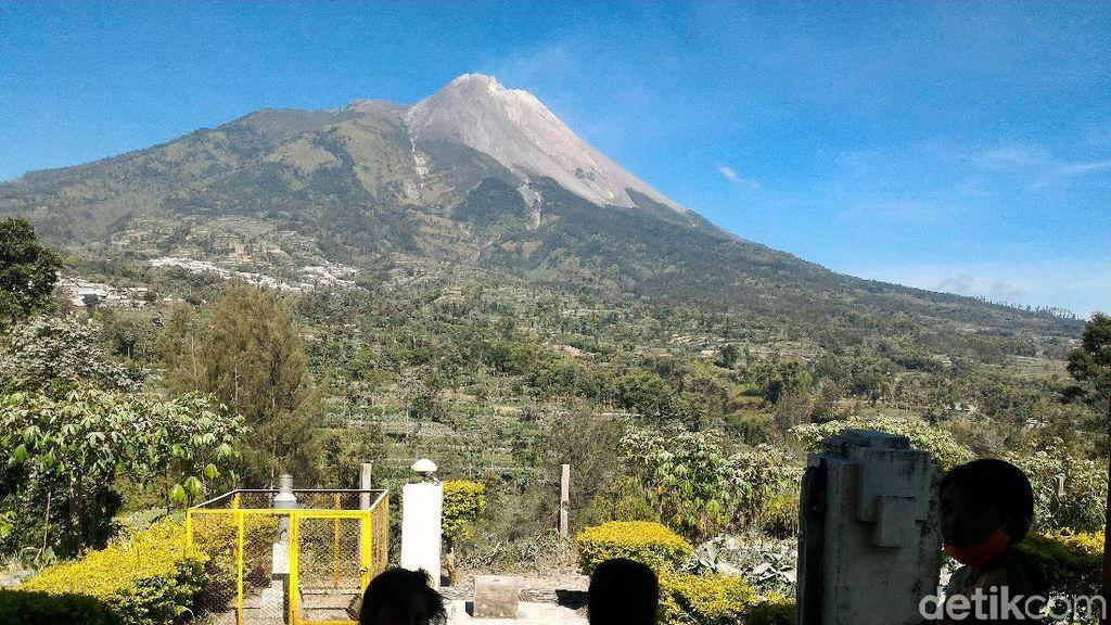 Gempa 4,2 SR di Bantul, Status Gunung Merapi Masih Waspada