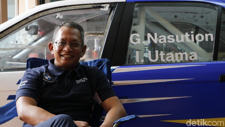 Gerry Nasution Foto: Khairul Imam Ghozali