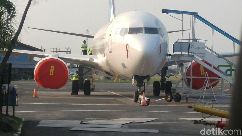 Terminal Baru Dibuka, Garuda Kaji Flight Tambahan dari Semarang
