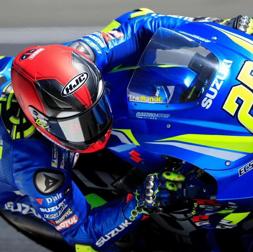Iannone Terdepan di Latihan Pertama, Ungguli Marquez dan Rossi