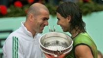 Fans Berat Madrid, Apa Kata Nadal soal Mundurnya Zidane?