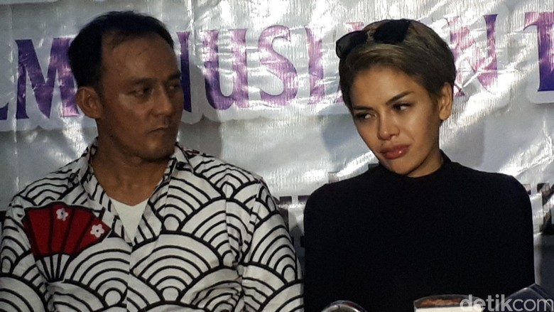 Sempat Mediasi, Nikita Mirzani Tetap Mantap Ceraikan Dipo Latief