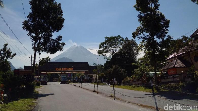 BPPTKG: Muncul Kubah Lava Baru di Puncak Merapi