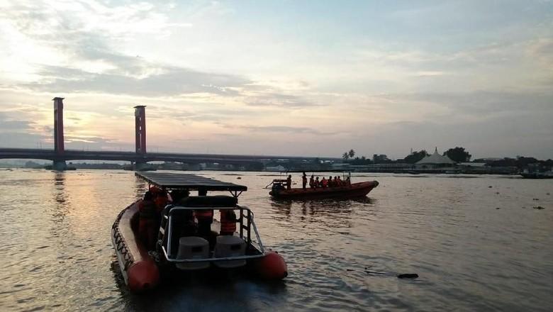 3 Korban Tabrakan Speedboat di Sungai Musi Ditemukan Tewas