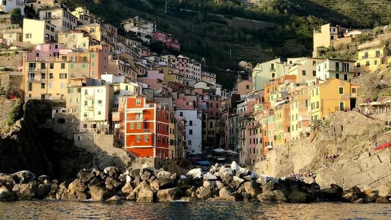Foto: Cinque Terre, pedesaan cantik di Italia (Innez Lawry/Istimewa)