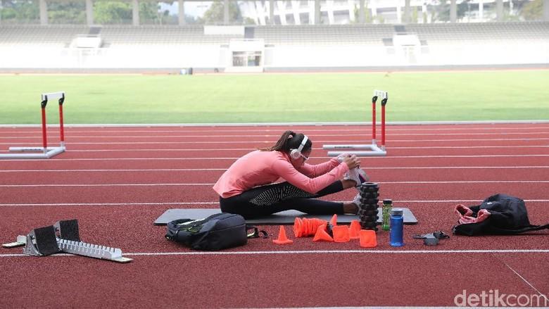 Ini Modal Emilia Nova Melesat Cepat di Lintasan Atletik