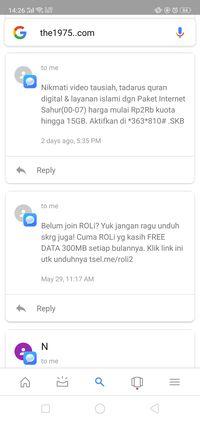 Bug di Aplikasi Android Ini Umbar Isi SMS