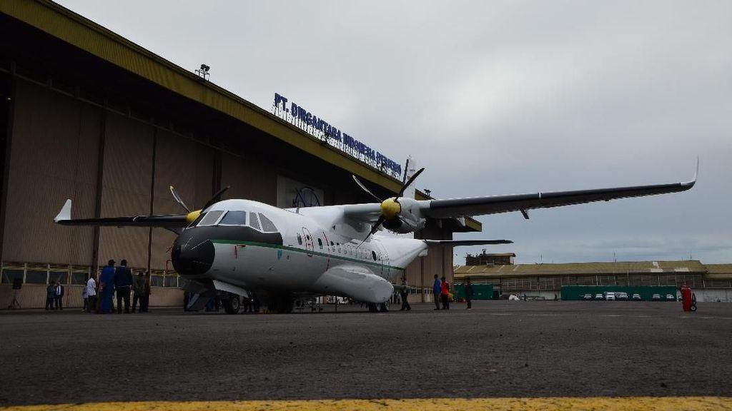 PTDI Kembali Serahkan Pesawat dan Heli Perang ke Kemenhan