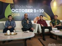 Indonesia Potensial Terapkan Blockchain