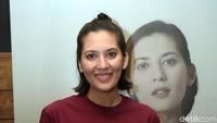 Film Aruna dan Lidahnya menambah daftar film yang diperankan oleh Hannah Al Rashid di karier aktingnya. Foto: Noel/detikHOT