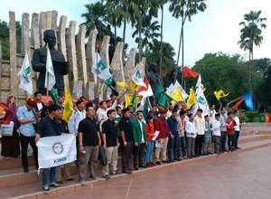 Aliansi Mahasiswa Deklarasi Lawan Radikalisme dan Terorisme