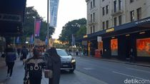 Wisata Belanja di George Street Sydney, Awas Kalap!
