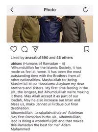Serunya Bukber Lintas Agama di Birmingham